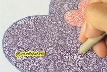 Doodle liner