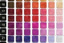 Colours & paints