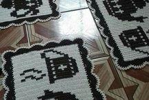 jogo de tapete para cozinha