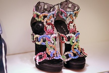 Shoes - HH (Glittering) / by Diane Gervais