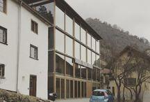 Arkitektur - Tillbyggnader/Infill