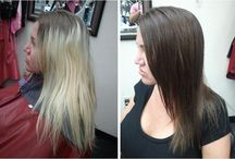 Hair Color / All over color changes