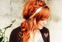 hair / by Erica Powe