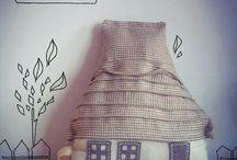 "Decorative Pillows ""Perina"""