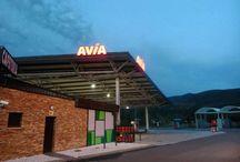 Estaciones de Servicio AVIA / Nuestras estaciones de servicio