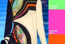 Fashion colour trends / 2014/15