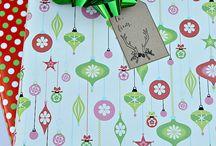 Christmas-Printable and Gift Tags