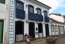 Brazil, Paraty / Beautiful small city just 3 hours driving from Rio.