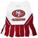 San Francisco 49ers Dog Sports Apparel