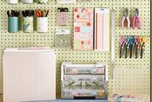 Craft Room  / by Lisa Dehaine