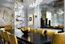 Salle à manger luxe