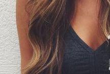 • HAIR IDEAS •