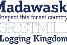 Fonts I like - serif