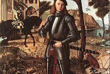 Storia e dipinti