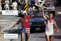 Friendship Runs In Korea / Ultra distance runner and Goodwill Ambassador, Stan Cottrell, ran 2 Friendship Runs in Korea 1986-1987... 375 miles from Pusan to Seoul, then 350 miles from MokPo to Seoul, Korea ... Runs were organized and joined by his good friend, missionary, marathoner and founder of Asia Solutions Group, David Bishop.