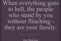 Family: the key to my heart