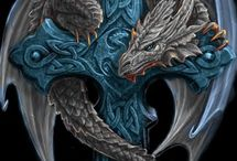 dragons and religion
