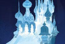 Disney Concept Art