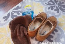 Cleaning Fleece Shoes