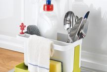 Organizing & Cleaning / Organize and clean your home with stylish and functional designs by Koziol.