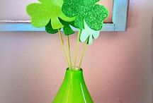 St. Patricks Day crafts & goodies! / by Judy Eley Linn