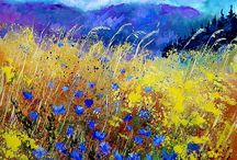 To Paint / by Ann Oas