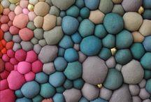 textile & nature pattern