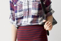 stripes style.