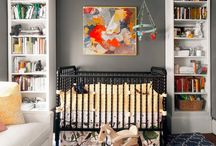 Kids Rooms / by Alicia Flatin