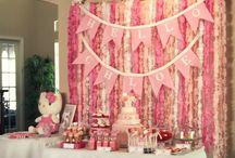 Party Ideas - Hello Kitty