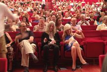 """Patti Smith al Regio / La sacerdotessa del rock al Regio durante una rappresentazione di Norma. Presente nella """"Rock and Roll Hall of Fame"""" è una grande appassionata di opera."""