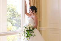 Bridal Portraits at Biltmore Estate