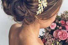 Bridal Hair Accessories and Vines