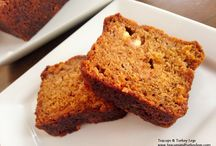 Allergy-Friendly Recipes - Quickbread, muffins and scone