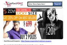 Zovi Coupons - Onlne shopping for girls dresses , shoes , sandals  / Zovi discount coupons are available Zovi Discount Coupons in India for online shopping at special sales offers  Zovi discount coupons available at http://www.couponskart.net/zovi-coupons for online shopping at Zovi.com for sales offers , deals , promotion codes ,  coupon codes . Shop for zovi shoes , clothes , dresses , sandals , watches , fashion in India , delhi , bangalore , mumbai , pune