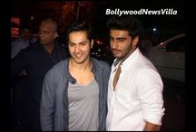 Varun Dhawan / Varun Dhawan's latest hot and happening news, gossips, pictures, photo shoots, videos and interviews.