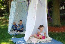 Ideeën met/ voor kinderen / Leuke opvallende dingen voor kinderen.