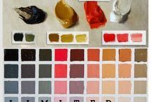 Art - Painting Palette