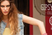 Gipsy Queen Collection_ May 2014 / #GipsyQueen #Springsummer #collection #mood #fashion