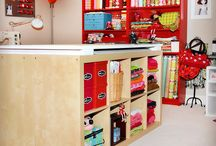 Crafts - Craft Room Ideas / by smmawson