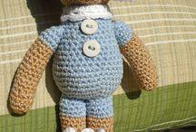 Amigurumi / Crochet amigurumi toys.