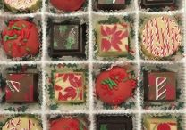 Holiday Chocolate with a Social Mission / Purchase these delicious chocolates for everyone on your list. Not only will you be getting fabulous chocolates, but you'll be supporting a program that helps to employee adults with autism