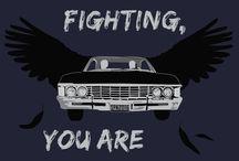 always keep fighting JP
