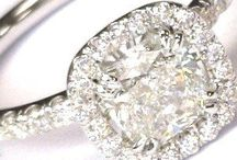 2.03 Ct J Si1 Gia Certified Cushion Cut Diamond 14K Engagement Halo Vintage Ring