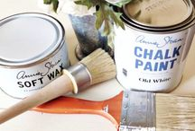 Chalk paint DIY