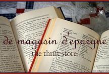 de magasin d'epargne: the thrift store