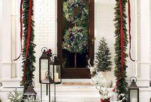 Verandă de crăciun