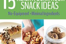 Snacks You Can Make in Your Residence Room! / UofG has amazing campus food (check out our food board!) but it's always good to have some recipes for snacks and light meals you can make without appliances, or just a microwave! Microwaves are available in lounge kitchenettes, and you can use appliances like toasters and kettles here as well. Feeling like baking cookies or making a meal for friends? Kitchens can be booked through your residence desk... just bring your own pots and pans!