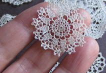 Crochet: Doilies and mandalas
