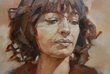 Simon Davis Portraits